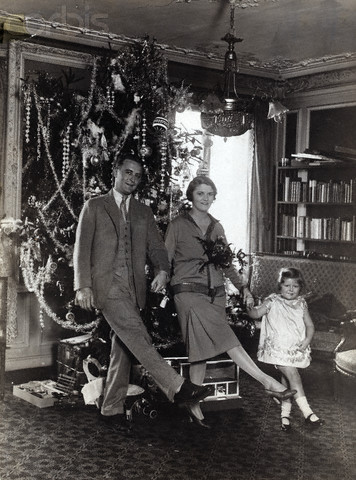 F. Scott Fitzgerald and Family Dancing